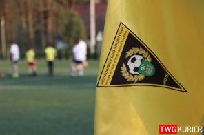 """Uczniowski Klub Sportowy """"Akademia Piłki Nożnej"""" z Tworoga - trening 11"""