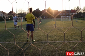 """Uczniowski Klub Sportowy """"Akademia Piłki Nożnej"""" z Tworoga - trening 30"""