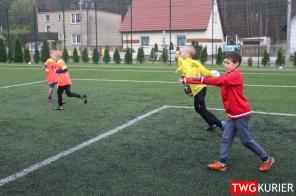 """Uczniowski Klub Sportowy """"Akademia Piłki Nożnej"""" z Tworoga - trening 32"""
