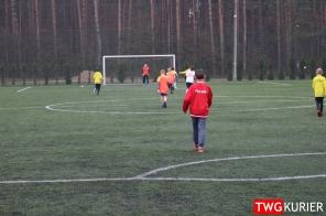 """Uczniowski Klub Sportowy """"Akademia Piłki Nożnej"""" z Tworoga - trening 34"""