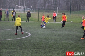 """Uczniowski Klub Sportowy """"Akademia Piłki Nożnej"""" z Tworoga - trening 36"""