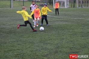 """Uczniowski Klub Sportowy """"Akademia Piłki Nożnej"""" z Tworoga - trening 40"""