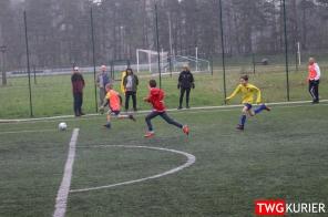 """Uczniowski Klub Sportowy """"Akademia Piłki Nożnej"""" z Tworoga - trening 39"""