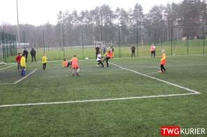 """Uczniowski Klub Sportowy """"Akademia Piłki Nożnej"""" z Tworoga - trening 42"""