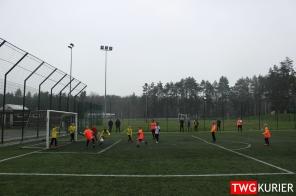 """Uczniowski Klub Sportowy """"Akademia Piłki Nożnej"""" z Tworoga - trening 43"""