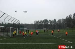 """Uczniowski Klub Sportowy """"Akademia Piłki Nożnej"""" z Tworoga - trening 46"""