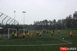 """Uczniowski Klub Sportowy """"Akademia Piłki Nożnej"""" z Tworoga - trening 45"""