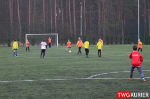 """Uczniowski Klub Sportowy """"Akademia Piłki Nożnej"""" z Tworoga - trening 47"""