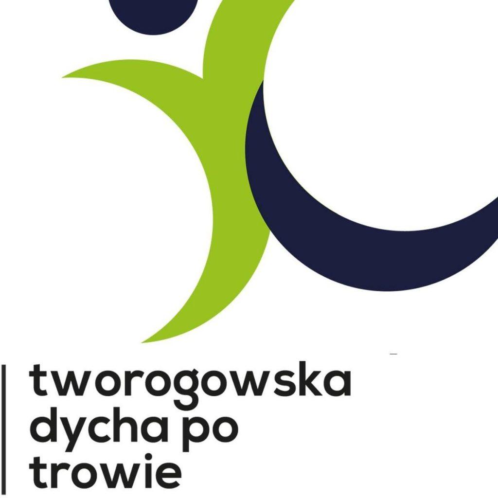 logo biegu tworogowska dycha po trowie