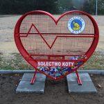 serce na nakrętki w Kotach