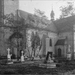 kościół w Tworogu z 1922